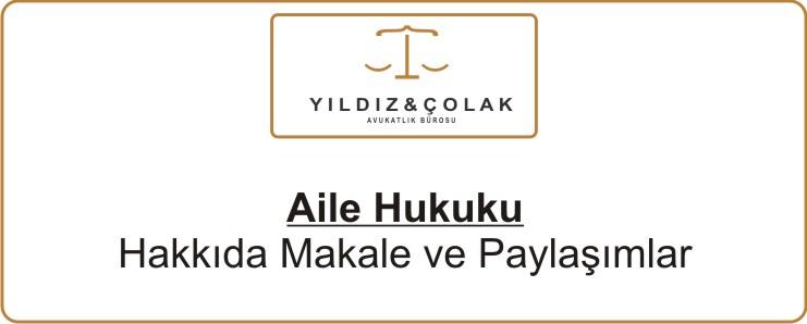 Aile Hukuku - Avukat Ankara