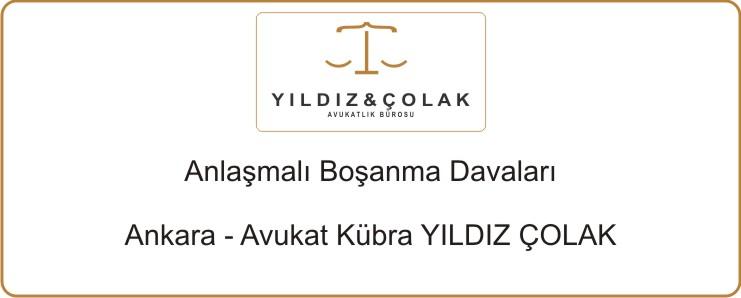 Anlaşmalı Boşanma - Avukatı Kübra YILDIZ ÇOLAK